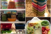 Meal Prep Sunday / Tips & recipes on meal prepping for the week.  / by Lakeshia Tabb