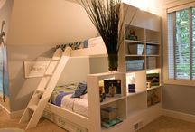 Cool Bedrooms / by Shannon Conroy