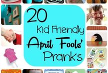 April Fools! / by Evette Snowden