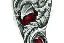 george  tattoo