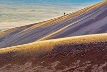 Great Sand Dunes National Park and Preserve, Colorado #HeathrowGatwickCars.com