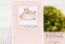Stampin' Up! - This Little Piggy