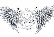 Tattoo Ideas in case I'm ever brave enough again