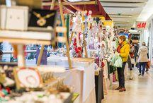 Vianočné trhy 2013 / Už ste rozmýšľali nad vianočnými darčekmi? Nechajte sa inšpirovať tipmi z našich vianočných trhov.