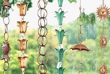 Garden~~Rain Chains