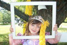 Rapunzel Birthday Party Ideas / by Christina Dodd