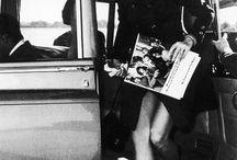 Jacqueline Kennedy Onassis / by Daniel Barcenas