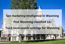 Wyoming (WY) Proxies - Proxy Key / Wyoming (WY) Proxies www.proxykey.com/wy-proxies +1 (347) 687-7699. Wyoming is the 10th most extensive, but the least populous and the second least densely populated of the 50 United States. The western two thirds of the state is covered mostly with the mountain ranges and rangelands in the foothills of the eastern Rocky Mountains.