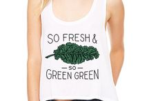 Healthy style! / Clothing and accessories for the health minded folks