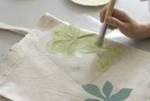 Malowanie tkanin