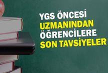 Eğitim Haberleri / YGS, LYS, ALES, KPSS, KPDS, TEOG Sınavları hakkında haberler