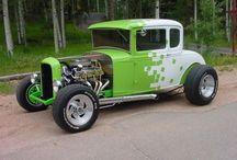 Ford '32 deuce