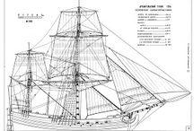 Planos de veleros