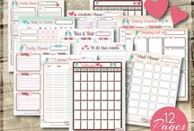 PLANNER SHOP | The CreativiDee WS / by Denise | The CreativiDee Workshop