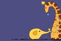 giraffe / by Kaleena Farmer