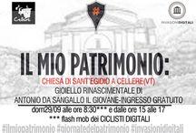 Invasioni digitali / Foto delle giornate del patrimonio europeo 2013.  Invasione della Chiesa di Antonio da Sangallo il Giovane, gioiello rinascimentale 1515.
