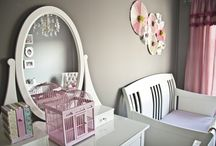 Baby girl nursery  / by erin calabrese