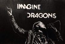 Imagine Dragons  / by Katiiiee Marieee