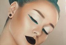 Make Up inspi fantaisie