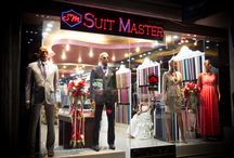 Suit Master / our store
