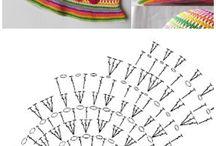 Шапки/ панамки/ головные повязки/ ободки / Вязание крючком и спицами