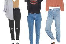 Городская одежда