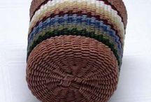 цветовое решение плетенок