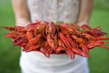 Crayfish party