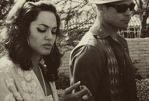 Angelina (& sometimes Brad) / My favorite. / by Coryn Bourgeois