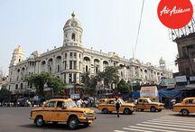 AirAsia - Kolkata / by AirAsia