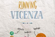 Sport running and biking