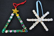 Christmas Crafts / by Emily Juhnke