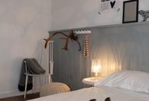 Slaapkamer achterwand