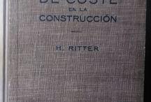 Mis libros: Construcción, Arquitectura.