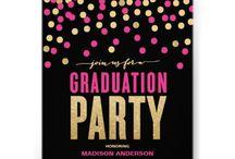 ~ Graduation Party Invitation ~