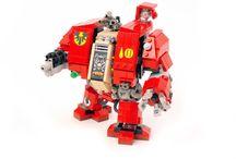 Lego Beauties / Customized LEGO works