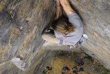 climbing crazy things