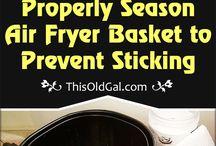 Air Fryer idea