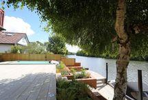 River Deck in Sunbury