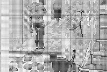 quadri punto croce