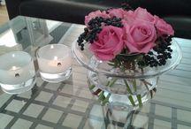 Boblen.... / Blomster