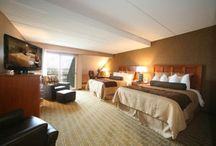 Guest Rooms / Whether your stay is for a week or a weekend, the accommodations at our Minnesota vacation resort are spacious and furnished for comfort.
