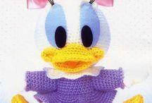 Crochet Katrien Duck