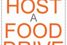 Food Drive Ideas and Tips
