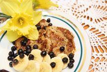 Zdravé Recepty / Zdravé a hravé recepty, ktoré sú jednoduché a rýchle. Raw recepty, vegánske recepty alebo vegetarianske recepty. To všetko nájdete na tejto nástenke.