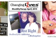 Changing Lives Blog Monthly Recaps