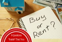 Rent, or Buy, real estate?