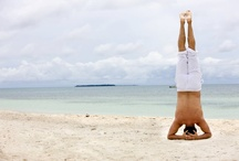 Just Breathe and Do Yoga / by Elizabeth Fernandez