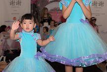 Little Gems Qi Pao Cheongsam Dress