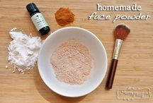 Homemade Beauty Products / Make your own Beauty Products! Lots of recipes for homemade scrubs, soaps, lotion and lip balm